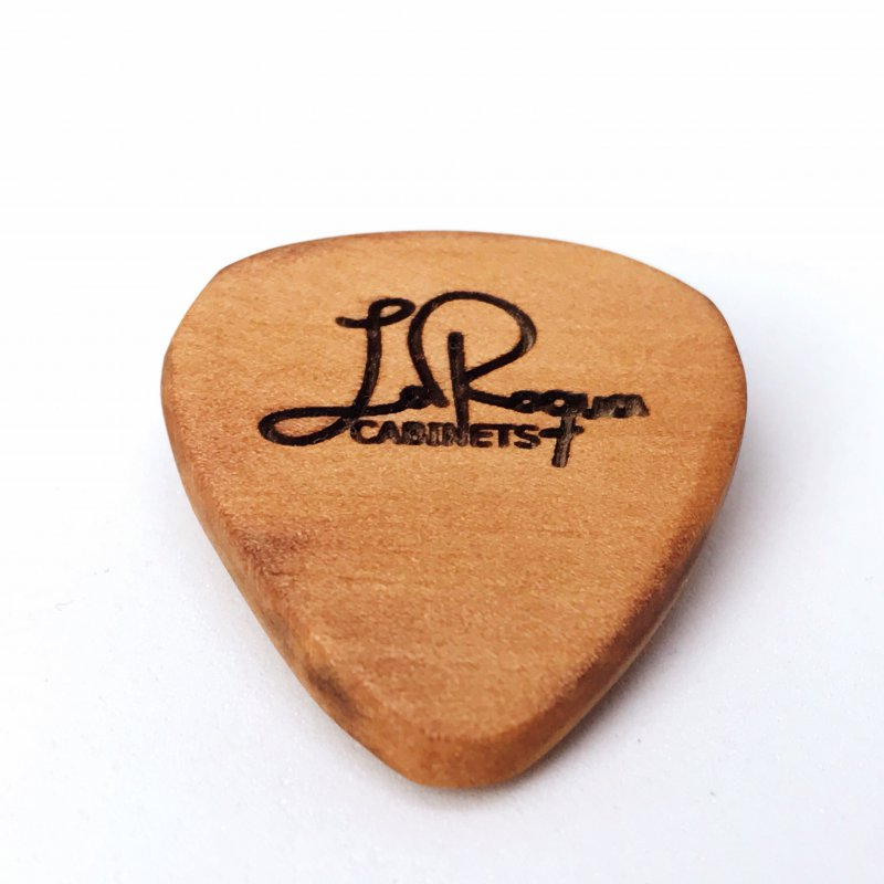 Wooden Plec (hellbraun)