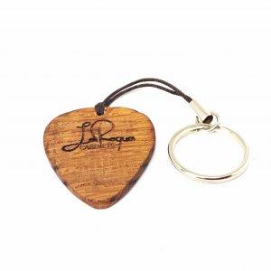 Schlüsselanhänger Plec (braun)