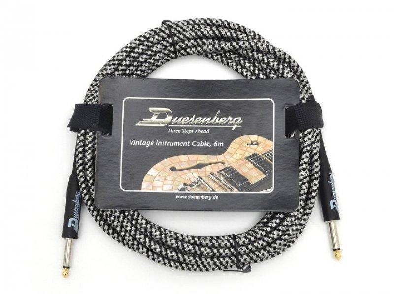Duesenberg Vintage Gitarrenkabel