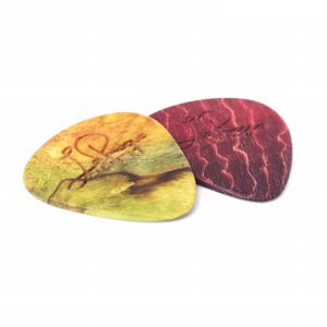 Strong Wooden Plec (2 Pcs.)